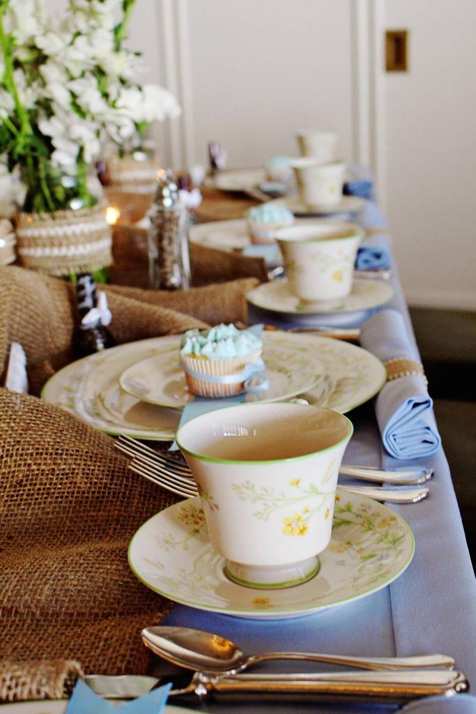 أفكار ممتعة ومتنقلة لحفلة شاي للأطفال