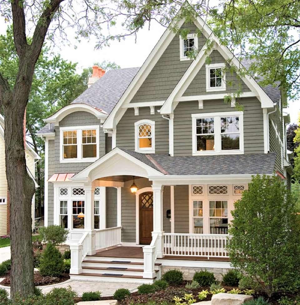 10 Inspiring Exterior House Idea Warna Cat