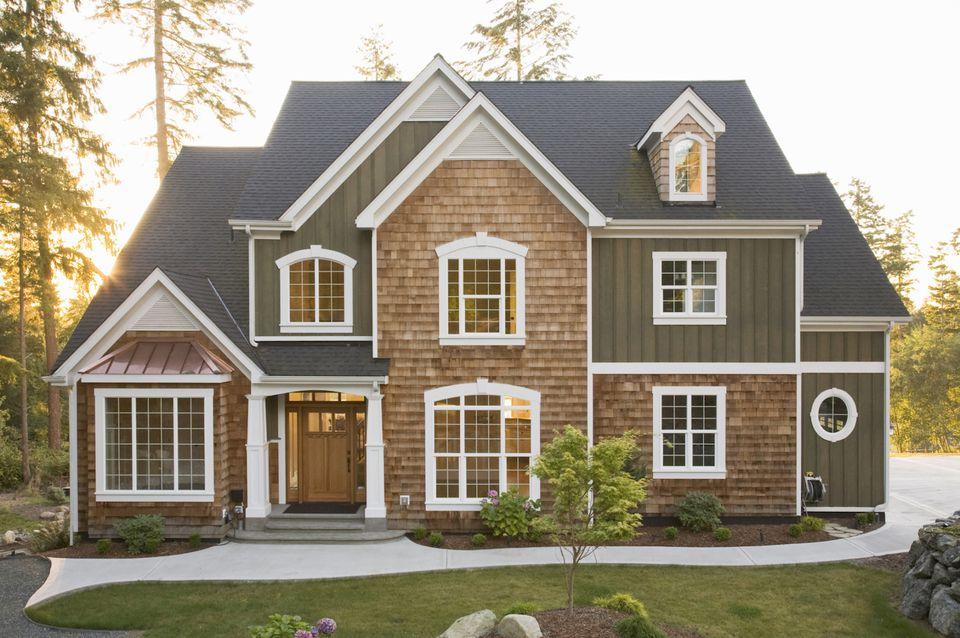 كيفية اختيار أفضل ألوان البيت الخارجي