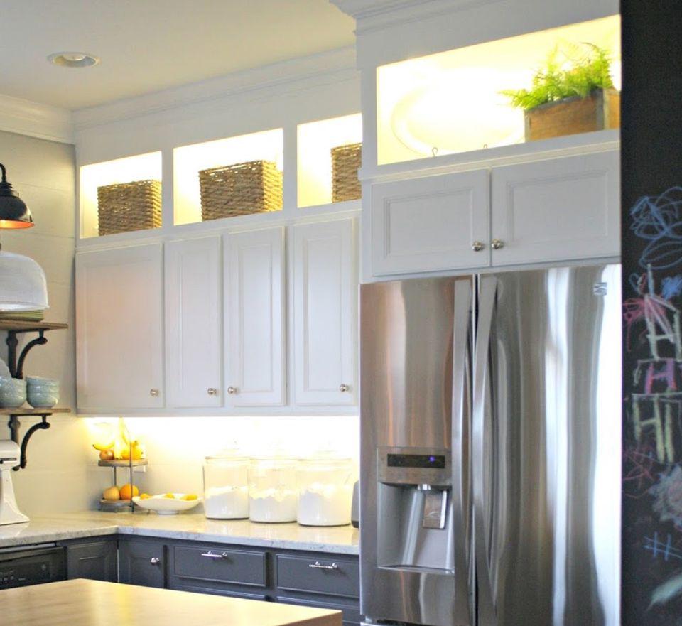 10 Idea Kabinet Dapur Diy