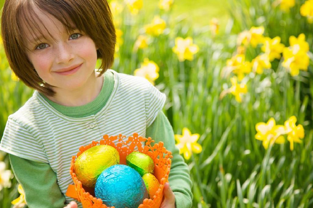 Cocuklar Icin Harika Paskalya Yumurta Oyunlari